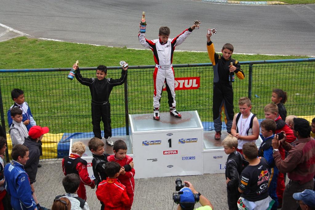 5ème podium et seconde 2ème place
