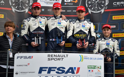 French F4 Championship: Roud 1: NOGARO 22/04/19