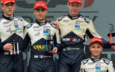 French F4 Championship: Roud 2 : Pau 19/05