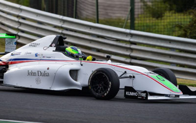 French F4 Championship: Roud 5: Budapest 08/09