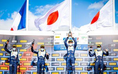 French F4 Championship Round # 4 : Castellet (04/10/20)